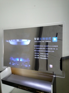 LED simulation display props