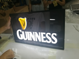 Customized LED long bright light sign
